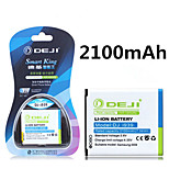 DE JI High Capacity 3.8V 2100mAh Li-ion Replacement Battery for Samsung Galaxy i939 i9260  i9268 i9300 Korean version