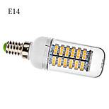 E14/G9/E26/E27 5 W 138 SMD 3528 440 LM Warm wit/Koel wit Maïslampen AC 220-240 V