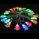 Modeling String lights Christmas tree