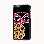 The Owl Design Aluminum Hard Case for iPhone 6