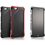 SECTOR PRO Matte Carbon Fiber Back Plate Case for iPhone 6(Many Colors)