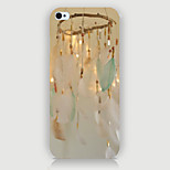 Wind Chimes Pattern Phone Back Case Cover for iPhone5C
