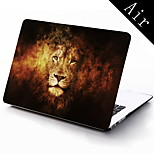 Cool Lion Design Full-Body Protective Case for 11-inch/13-inch New MacBook Air