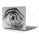 The Eye Drawing Design Full-Body Protective Plastic Case for 12