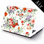 Colorful Flower Design Full-Body Protective Case for 11-inch/13-inch New MacBook Air