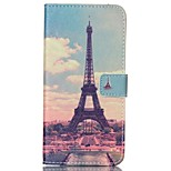 Special Design 3D Pattern PU Leather Full Body Case with Stand for iPhone 6 Plus