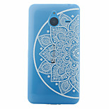 Right Printing Pattern Slim TPU Material Soft Phone Case for Nokia 640 XL