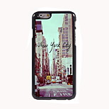 New York Design Aluminum Hard Case for iPhone 6