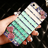 Following from Crystal Diamond Bow Design Back Case for iPhone6 (Assorted Color)