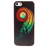 Stairs Pattern TPU Material Soft Phone Case for iPhone 5/5S
