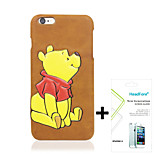 Disney Winnie the Pooh Cover Case for Iphone6 Plus 5.5