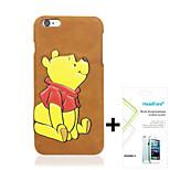 Disney Winnie the Pooh caso de la cubierta para iphone6s / 6 plus 5.5