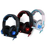 cable estéreo gafas universales el uso de auriculares para iphone / samsung&otros teléfonos inteligentes / accesorios de juego lol