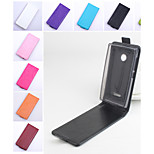Protective PU Leather Magnetic Vertical Flip Case for Microsoft Lumia 532(Assorted Colors)