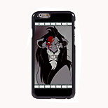 Angry Tiger Design Aluminum Hard Case for iPhone 6