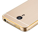 Msvii Ultra-thin Aluminum alloy cases/covers for Meizu MX4