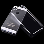 Clear Crystal PC Back Case for iPhone 5/5S