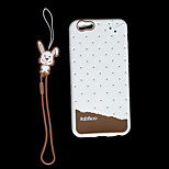 Ice cream All edge fully enclosed Silicon Case for iPhone 6/6S 4.7 inch