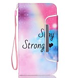 Letter Pattern Two-in-One PU Leather for Samsung Galaxy Note 3
