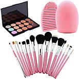15 Concealer Makeup Brushes Dry Face Concealer China