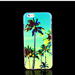 Palm tree Pattern Cover for iPhone 6 Case for iPhone 6