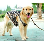 Camouflage Color Refleshing T-Shirt For Dogs