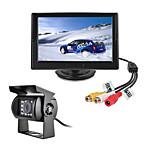 RenEPai® 5 Inch HD Monitor +  BUS 170°HD Car Rear View Camera Waterproof Camera Cable length 6M, 10M, 16M, 20M,