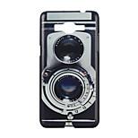 retro kamera kuvio pc kova takakannen suojakotelo Samsung Galaxy grand prime g530h