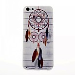 Special Design High-Grade TPU Material 3D Print Shatter-Resistant Case for iPhone 5/5S