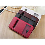 New Open The window Holster Special Mobilephone Protective Sleeve Following From for Htc M7/M9Assorted Colors