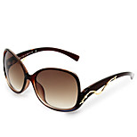 Women 's 100% UV400 Oversized Fashion Sunglasses