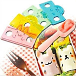 Cute Animal Shape Sushi Roll Maker Rice Mold with Food Cutter Stamp