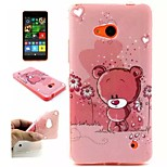 Cubs  Pattern TPU + IMD Phone Case For Nokia N640