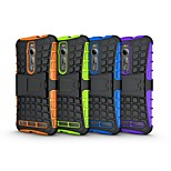 Heavy Tire Duty Defender Case with Stand TPU&PC Shockproof Protective Case for Zenfone 2