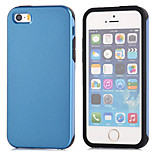 Multicolor Slim Three Mobile Shell For iPhone 5/5S (Assorted Colors)