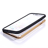 Multicolor Slim Three Mobile Shell For iPhone 6 (Assorted Colors)