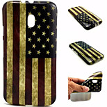 Stars And Stripes  pattern TPU Phone Case For Motorola G3