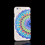 Aztec Mandala Flower Pattern Cover for iPhone 6 Case for iPhone 6