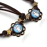 Jewelry Inspired by Cosplay Chi Ch Anime Cosplay Accessories Bracelet Blue / Brown Corduroy Male / Female
