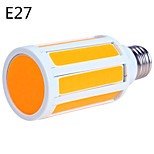 1 pcs E14/E26/E27/B22 15 W 12xCOB 1450 LM Warm White/Cool White Corn Bulbs AC 220-240/AC 110-130 V