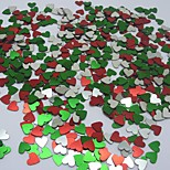 Confetti Heart For Valentine's Day Table Decoration