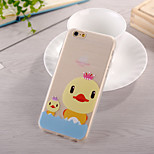Duck Pattern TPU Soft Case for iphone 6