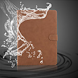 Grind Arenaceous PU Protective Case Cover with Stand for iPad Mini 4(Assorted Colors)