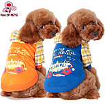 FUN OF PETS®Cute Car Printing Coat with Hoodie for Pets Dogs (Assorted Sizes and Colours)