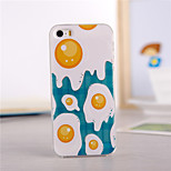 Egg Pattern TPU Soft Case for iPhone 5/5S