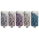 Angel Wings Pattern TPU Soft Case for iPhone 5/5S