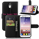 Litchi Around Open Bracket Leather Phone Wallet Card Suitable for Huawei  Y625(Assorted Color)