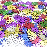 Confetti Flower shaped For Holiday Tabel Decoration