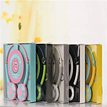 Y506 Stylish On-Ear Headphone for iPhone 6/6 Plus/5S/5/4S/4