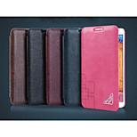 삼성 노트에 대한 특별한 디자인 좋은 품질 PU 가죽 전신 케이스 3 (모듬 색상)